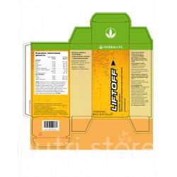 LIFTOFF апельсин (комплекс витаминов и фитоэлементов для быстрого заряда энергии и концентрации внимания)