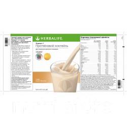 Протеиновый коктейль Формула 1 со вкусом крем-брюле (низкокалорийный сбалансированный приём пищи)