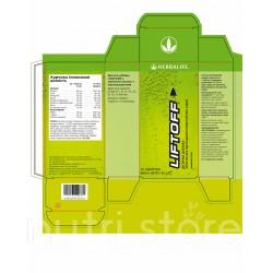 LIFTOFF лайм (комплекс витаминов и фитоэлементов для быстрого заряда энергии и концентрации внимания)