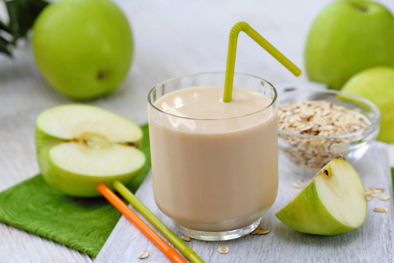 Овсяно яблочный напиток Гербалайф цена